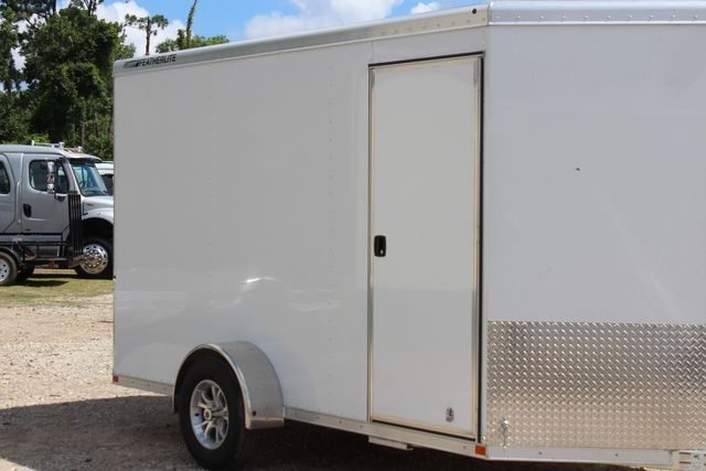 2020 Featherlite 1610 12' ENCLOSED UTILITY TRAILER - 7' TALL in Conroe, TX 77384
