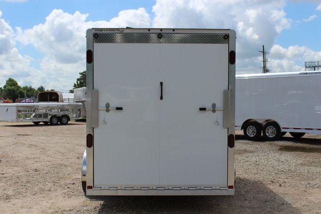2020 Featherlite 1610 12' ENCLOSED UTILITY TRAILER - 7' TALL CONROE, TX 13