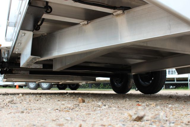 2020 Featherlite 3110 - 14' Flat Bed - 14' OPEN CAR TRAILER BUMPER PULL CONROE, TX 2