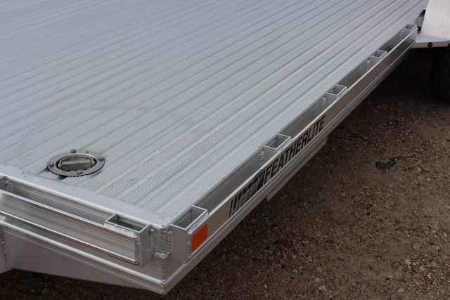 "2020 Featherlite 3110 - 17' CAR HAULER 17'6"" RAISED DECK - RUB RAILS & STAKES CONROE, TX 6"