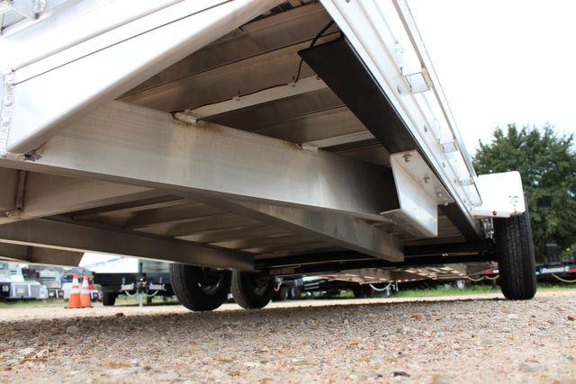 "2020 Featherlite 3110 - 17' CAR HAULER 17'6"" RAISED DECK - RUB RAILS & STAKES CONROE, TX 7"