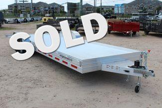 2020 Featherlite 3110 - 24' Flat Bed 24' Open Car Trailer RUB RAILS CONROE, TX