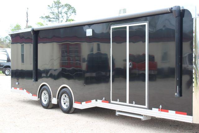 """2020 Featherlite 4410-0028 4410 28' enclosed car trailer - 8'6"""" W x 7'0"""" H CONROE, TX 2"""