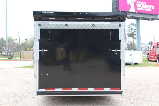 """2020 Featherlite 4410-0028 4410 28' enclosed car trailer - 8'6"""" W x 7'0"""" H CONROE, TX 15"""