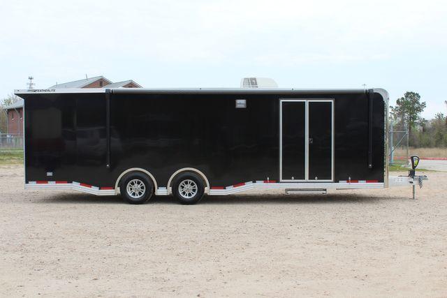 """2020 Featherlite 4410-0028 4410 28' enclosed car trailer - 8'6"""" W x 7'0"""" H CONROE, TX 28"""