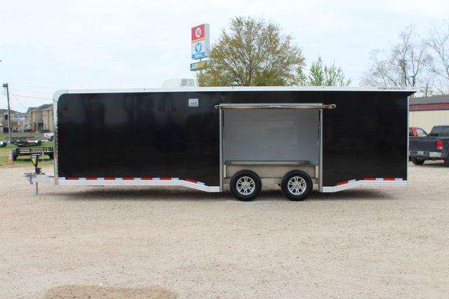 """2020 Featherlite 4410-0028 4410 28' enclosed car trailer - 8'6"""" W x 7'0"""" H CONROE, TX 10"""