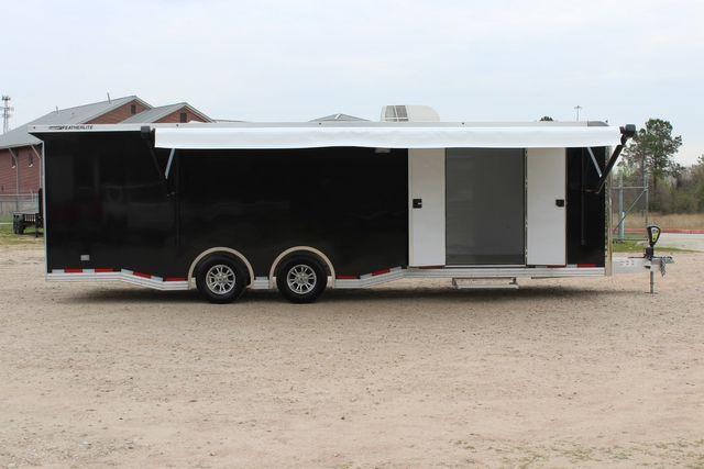 """2020 Featherlite 4410-0028 4410 28' enclosed car trailer - 8'6"""" W x 7'0"""" H CONROE, TX 29"""