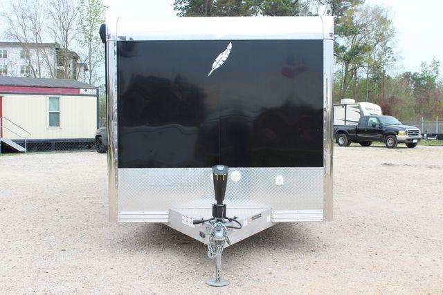 """2020 Featherlite 4410-0028 4410 28' enclosed car trailer - 8'6"""" W x 7'0"""" H CONROE, TX 4"""