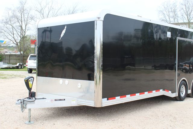 """2020 Featherlite 4410-0028 4410 28' enclosed car trailer - 8'6"""" W x 7'0"""" H CONROE, TX 5"""