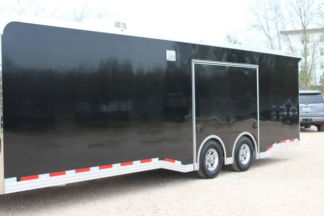 """2020 Featherlite 4410-0028 4410 28' enclosed car trailer - 8'6"""" W x 7'0"""" H CONROE, TX 6"""