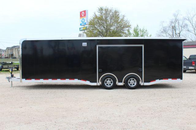"""2020 Featherlite 4410-0028 4410 28' enclosed car trailer - 8'6"""" W x 7'0"""" H CONROE, TX 9"""