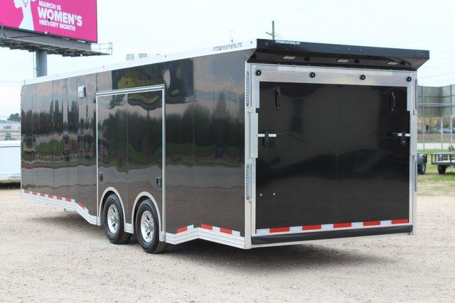 """2020 Featherlite 4410-0028 4410 28' enclosed car trailer - 8'6"""" W x 7'0"""" H CONROE, TX 11"""