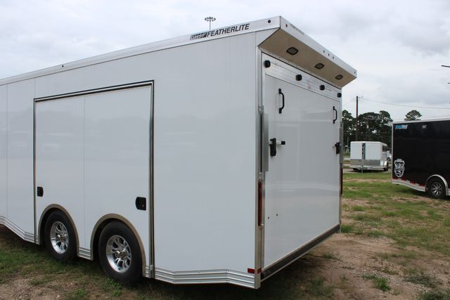 2020 Featherlite 4410 - ENCLOSED CAR TRAILER 20' ENCLOSED RACE CAR TRAILER W/ PREM ESCAPE DOOR CONROE, TX 19