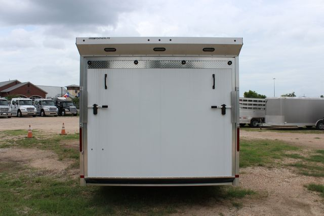 2020 Featherlite 4410 - ENCLOSED CAR TRAILER 20' ENCLOSED RACE CAR TRAILER W/ PREM ESCAPE DOOR CONROE, TX 21