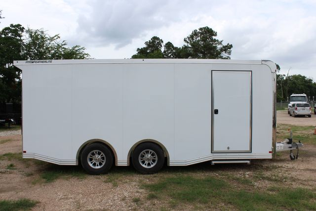 2020 Featherlite 4410 - ENCLOSED CAR TRAILER 20' ENCLOSED RACE CAR TRAILER W/ PREM ESCAPE DOOR CONROE, TX 30