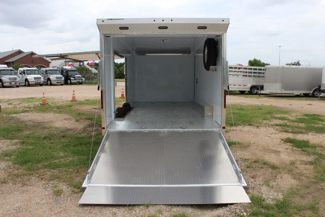 2020 Featherlite 4410 - ENCLOSED CAR TRAILER 20' ENCLOSED RACE CAR TRAILER W/ PREM ESCAPE DOOR CONROE, TX 22