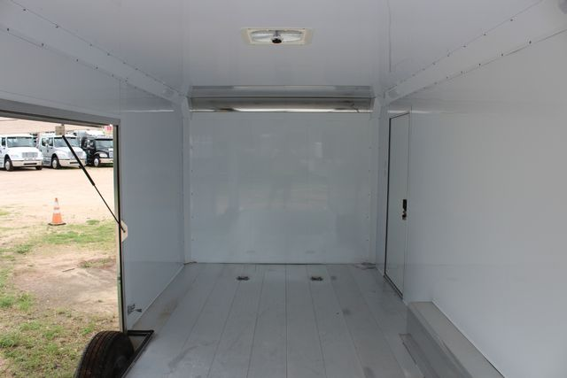 2020 Featherlite 4410 - ENCLOSED CAR TRAILER 20' ENCLOSED RACE CAR TRAILER W/ PREM ESCAPE DOOR CONROE, TX 37