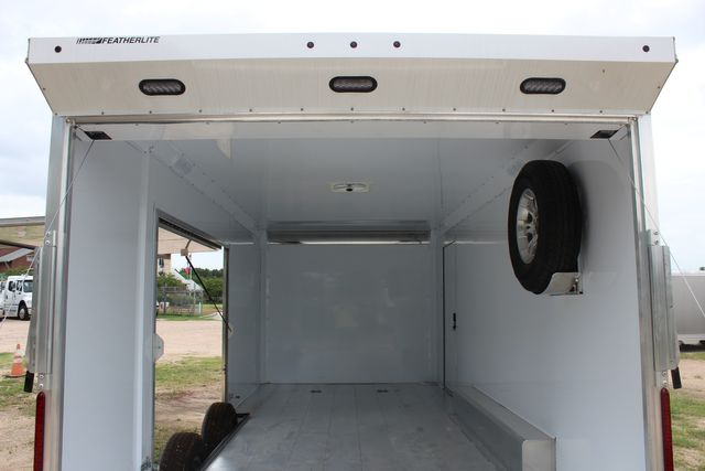 2020 Featherlite 4410 - ENCLOSED CAR TRAILER 20' ENCLOSED RACE CAR TRAILER W/ PREM ESCAPE DOOR CONROE, TX 39