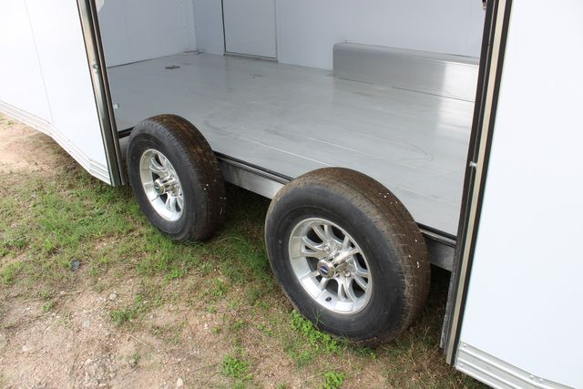 2020 Featherlite 4410 - ENCLOSED CAR TRAILER 20' ENCLOSED RACE CAR TRAILER W/ PREM ESCAPE DOOR CONROE, TX 18