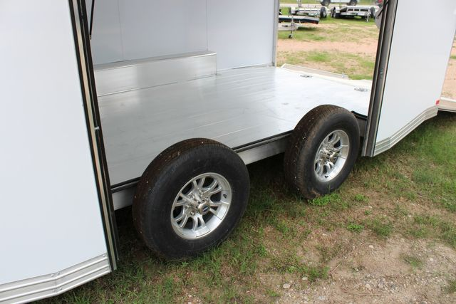2020 Featherlite 4410 - ENCLOSED CAR TRAILER 20' ENCLOSED RACE CAR TRAILER W/ PREM ESCAPE DOOR CONROE, TX 9