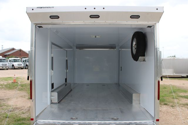 2020 Featherlite 4410 - ENCLOSED CAR TRAILER 20' ENCLOSED RACE CAR TRAILER W/ PREM ESCAPE DOOR CONROE, TX 25