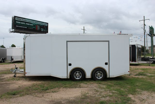 2020 Featherlite 4410 - ENCLOSED CAR TRAILER 20' ENCLOSED RACE CAR TRAILER W/ PREM ESCAPE DOOR CONROE, TX 10