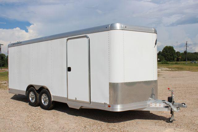 2020 Featherlite 4926 20' ENCLOSED CAR HAULER CONROE, TX 30