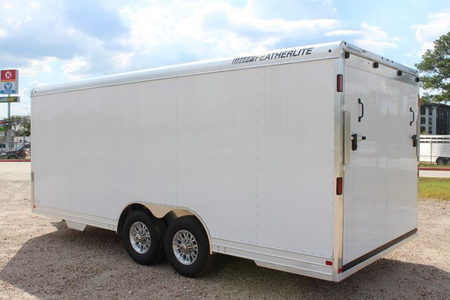 2020 Featherlite 4926 - 20 20' ENCLOSED CAR HAULER CONROE, TX 10