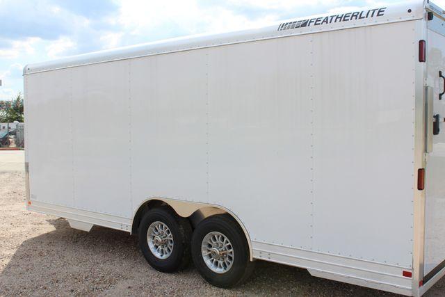 2020 Featherlite 4926 - 20 20' ENCLOSED CAR HAULER CONROE, TX 11