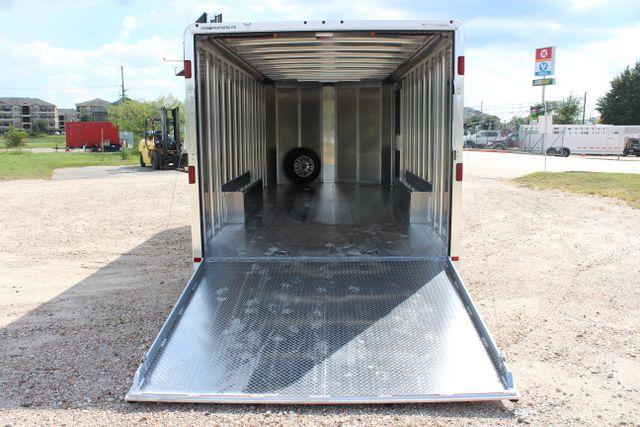 2020 Featherlite 4926 - 20 20' ENCLOSED CAR HAULER CONROE, TX 13