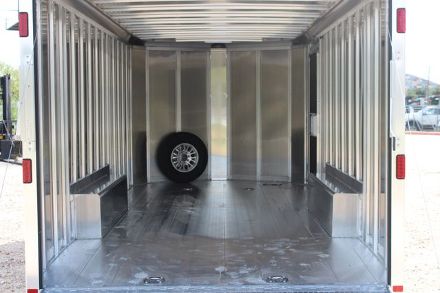 2020 Featherlite 4926 20' ENCLOSED CAR HAULER CONROE, TX 15