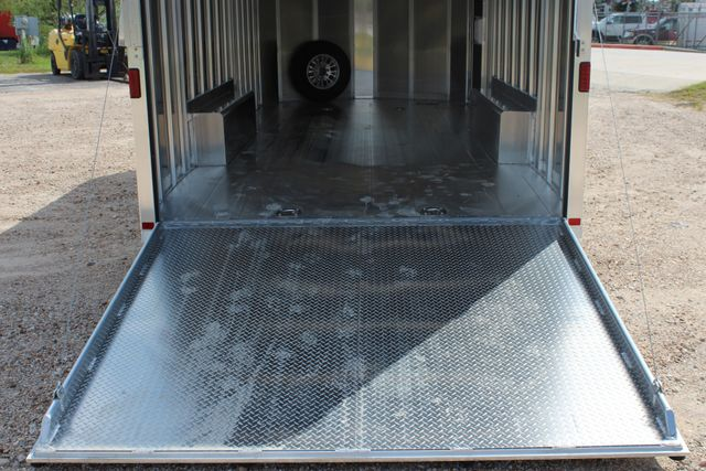 2020 Featherlite 4926 - 20 20' ENCLOSED CAR HAULER CONROE, TX 16