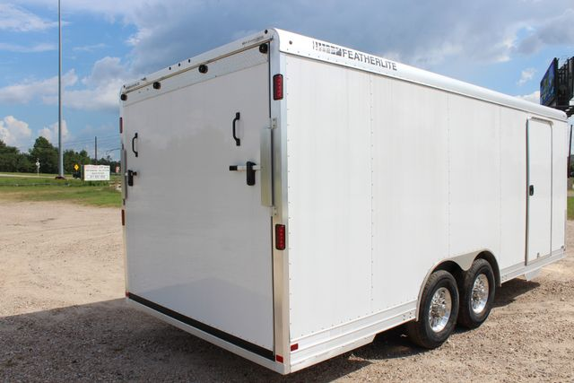 2020 Featherlite 4926 20' ENCLOSED CAR HAULER CONROE, TX 22