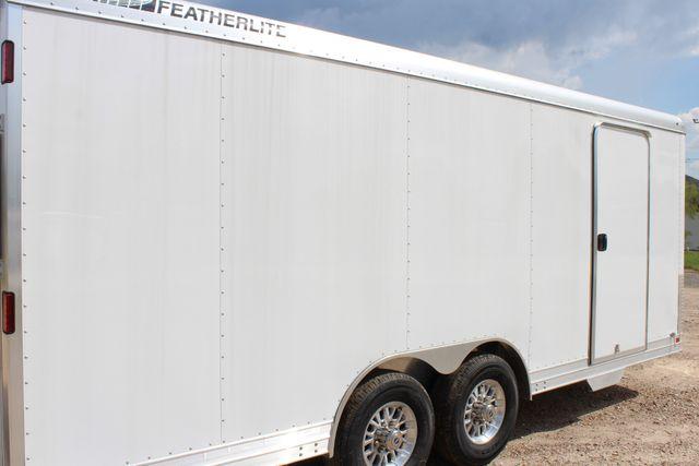2020 Featherlite 4926 20' ENCLOSED CAR HAULER CONROE, TX 23