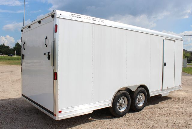 2020 Featherlite 4926 - 20 20' ENCLOSED CAR HAULER CONROE, TX 24