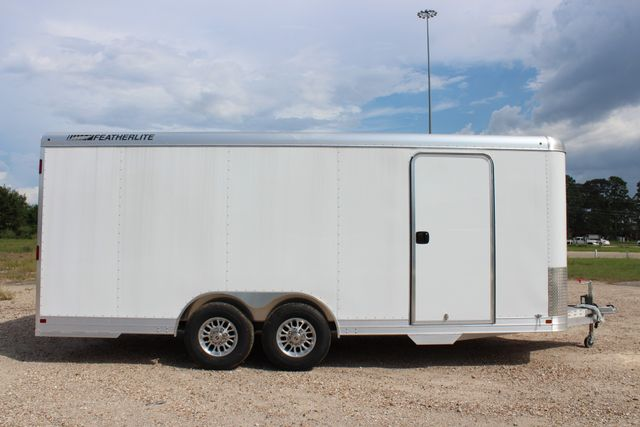 2020 Featherlite 4926 - 20 20' ENCLOSED CAR HAULER CONROE, TX 25