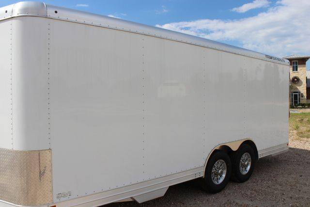 2020 Featherlite 4926 20' ENCLOSED CAR HAULER CONROE, TX 7