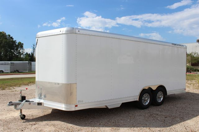 2020 Featherlite 4926 20' ENCLOSED CAR HAULER CONROE, TX 8