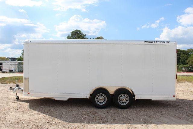 2020 Featherlite 4926 - 20 20' ENCLOSED CAR HAULER CONROE, TX 9