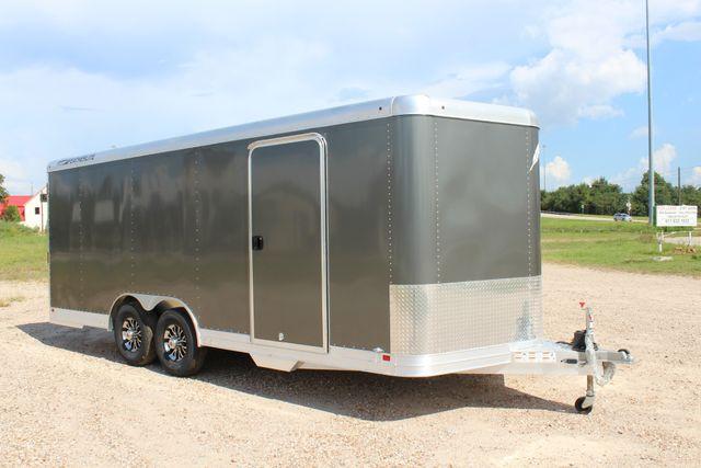 2020 Featherlite 4926 20' ENCLOSED CAR HAULER CONROE, TX 34