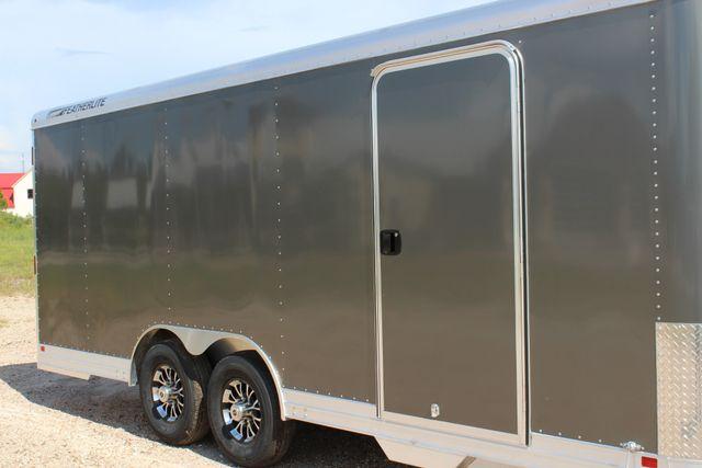 2020 Featherlite 4926 20' ENCLOSED CAR HAULER CONROE, TX 1