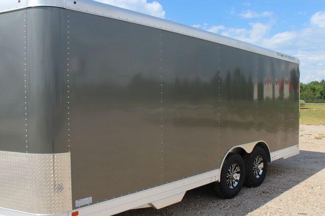 2020 Featherlite 4926 20' ENCLOSED CAR HAULER CONROE, TX 10