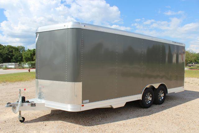 2020 Featherlite 4926 20' ENCLOSED CAR HAULER CONROE, TX 11