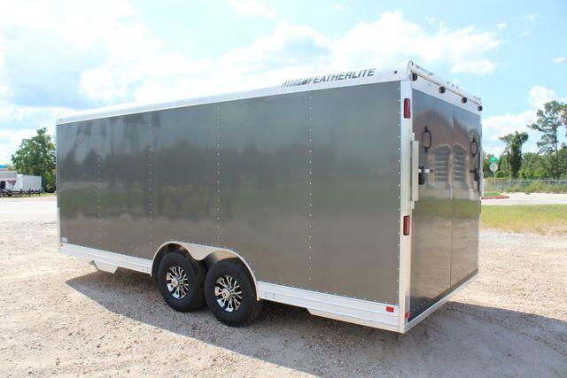 2020 Featherlite 4926 20' ENCLOSED CAR HAULER CONROE, TX 13