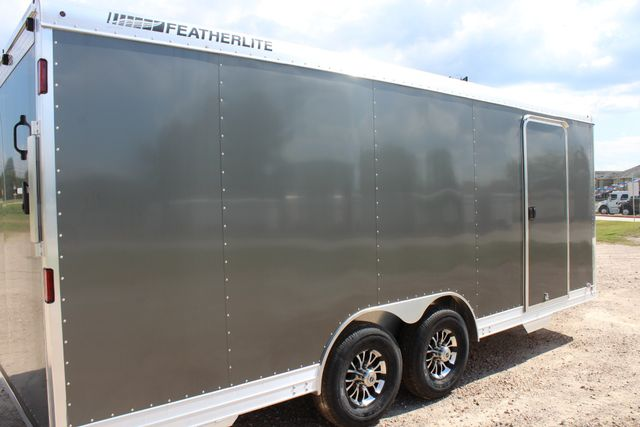 2020 Featherlite 4926 20' ENCLOSED CAR HAULER CONROE, TX 27