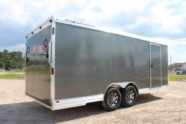 2020 Featherlite 4926 20' ENCLOSED CAR HAULER CONROE, TX 28
