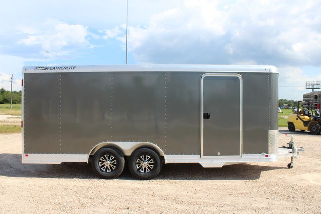 2020 Featherlite 4926 20' ENCLOSED CAR HAULER CONROE, TX 29