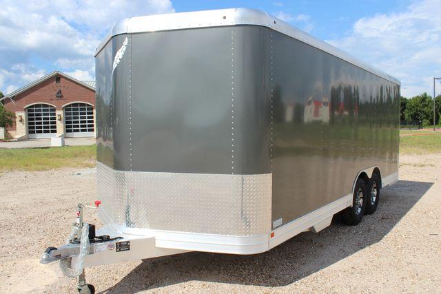 2020 Featherlite 4926 20' ENCLOSED CAR HAULER CONROE, TX 9