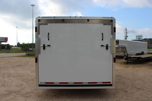 2020 Featherlite 4926 24' ENCLOSED BUMPER PULL CAR HAULER 7' TALL CONROE, TX 13