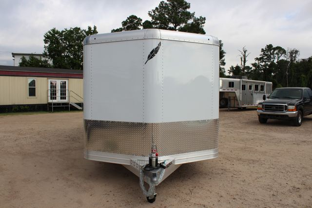 2020 Featherlite 4926 24' ENCLOSED BUMPER PULL CAR HAULER 7' TALL CONROE, TX 3